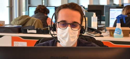 La traque du virus s'intensifie en Bretagne