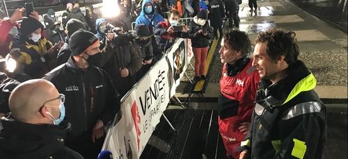 Yannick Bestaven vainqueur officiel du Vendée Globe !