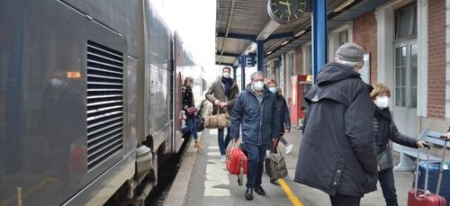 Les parisiens viennent se confiner dans l'Ouest