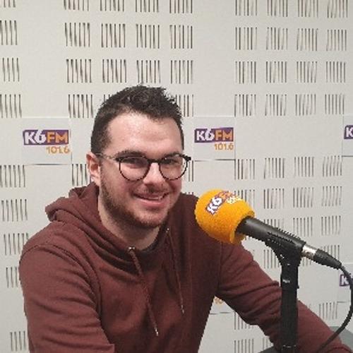 Dimitri Coutand, journaliste vidéo en alternance