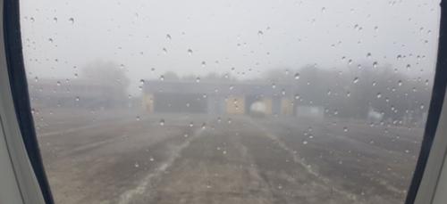 Les joueurs du Stade Rennais bloqués à Dijon à cause du brouillard