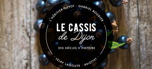 Coffret crème de cassis de Dijon collector à la foire Gastronomique!