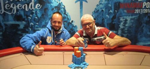 Winamax Poker Tour VII – Un Dijonnais ira à Paris pour les finales !