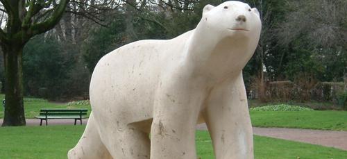 Dijon: L'ours Pompon et le palais des Ducs vont s'illuminer en...