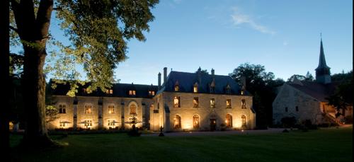 Découvrez l'Abbaye de la Bussière.