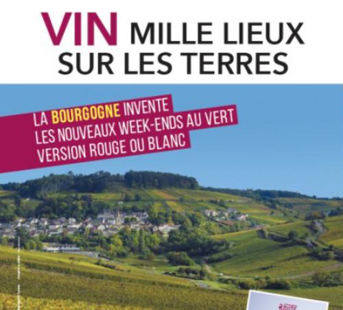 La campagne de communication 2017 pour le tourisme en Bourgogne primée