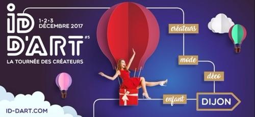 5ème édition du salon des Créateurs ID d'ART à Dijon