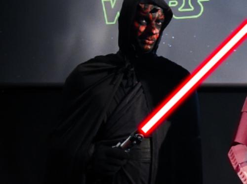 """Sortie du nouveau Star Wars : L'association """"le 21eme impérial""""..."""