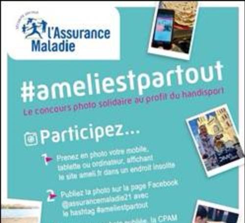 Un concours photo solidaire lancé par l'Assurance Maladie en Côte-d'Or