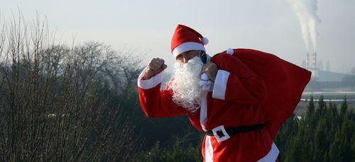 Rendez-vous avec le père Noël ce dimanche soir à Dijon !