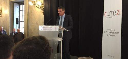 Benoit Willot (CPME de Côte d'Or) : « On va devenir le percepteur...