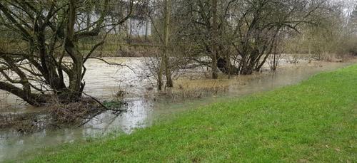 Le point ce jeudi matin sur les inondations