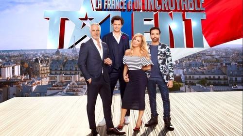 """Le casting de """"la France a un Incroyable Talent"""" s'invite au..."""
