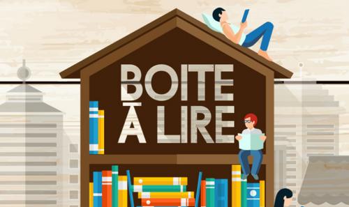 Les boites à livres de Dijon vont faire peau neuve