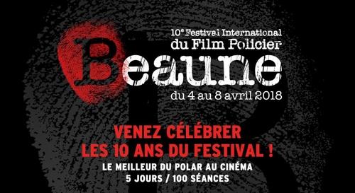 Le Festival International du Film Policier de Beaune débute ce...