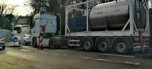 Problème d'eau colorée à Dijon : Suez entame la 2eme phase de ses...