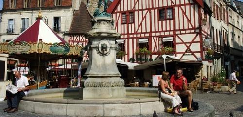 Dijon, ville la plus agréable à vivre dans le nord-est