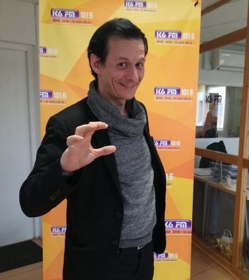 L'illusionniste Fabien de Forest sera sur scène à Genlis le 17 mars...