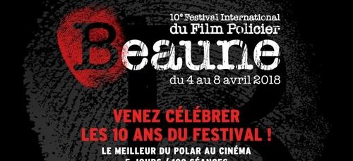 Le programme du festival international du film policier de Beaune...