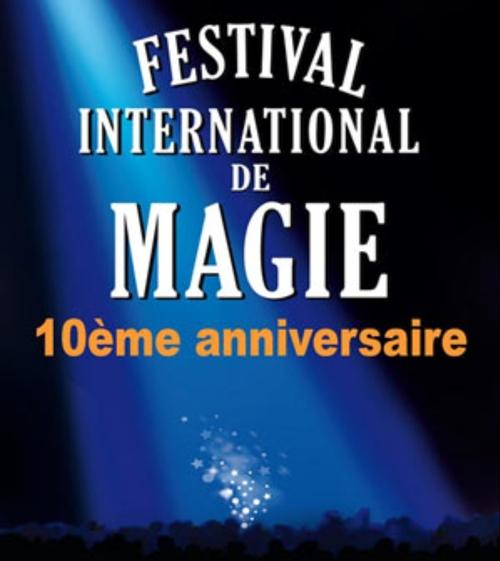 Le festival international de magie a lieu ce week-end à Dijon