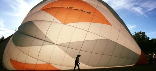 Voler avec AIR DETENTE MONTGOLFIERE
