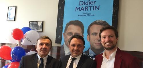 Création du groupe « Dijon, la République en Marche ! »
