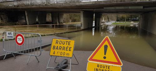 L'état de catastrophe naturelle reconnu pour les inondations de...