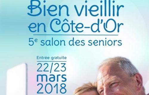 La 5eme édition du « Salon des seniors » débute ce jeudi à Dijon