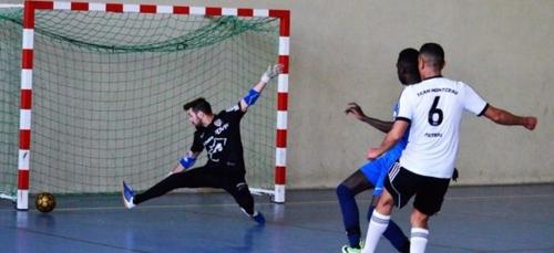Naissance du club Futsal Dijon Métropole