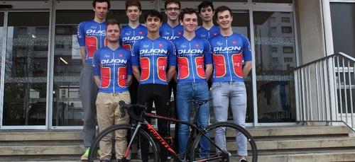 Le Dijon Triathlon lance son équipe masculine