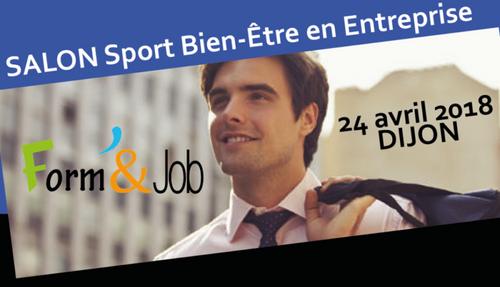 """Le 1er """"salon Sport bien être en entreprise"""" de Dijon a lieu ce mardi"""