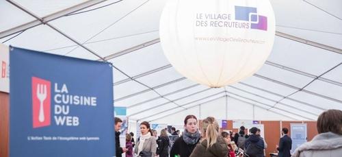 Le Village des recruteurs de Dijon, c'est ce jeudi !