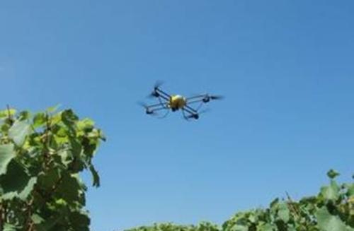 Un drone de surveillance à Chenôve