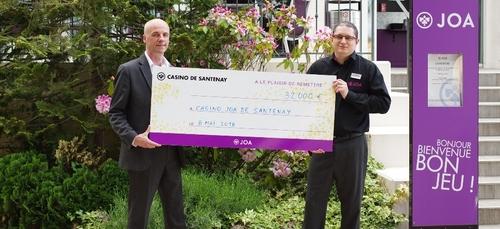 32 000 € remportés au Casino de Santenay !