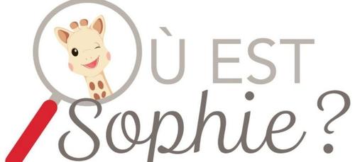 Sophie la Girafe vous attend ce dimanche à Dijon