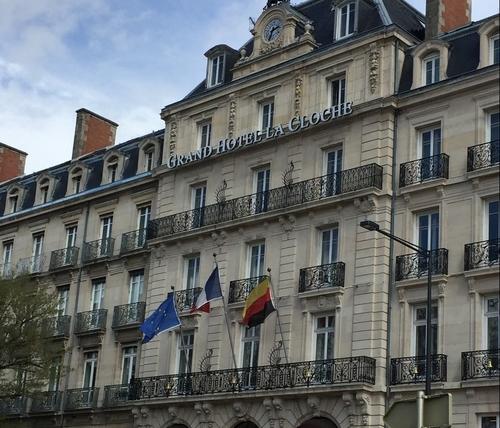 Les bons chiffres de la fréquentation hôtelière en Bourgogne