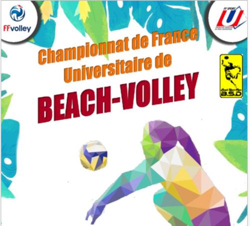 Les meilleurs volleyeurs étudiants débarquent à Dijon