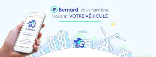 L'application « Saint-Bernard » a besoin de vous