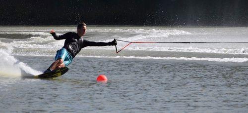 Arc-sur-Tille accueille les championnats de France de Ski nautique