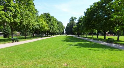 L'écodrome du Parc de la Colombière ouvre sa buvette