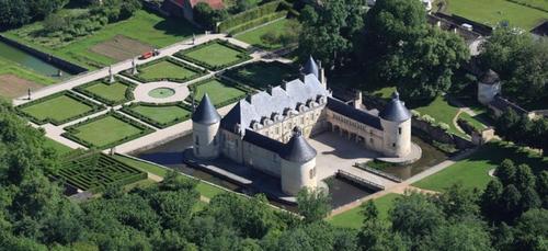 Le chateau de Bussy-Rabutin aidé des ce lundi par le loto