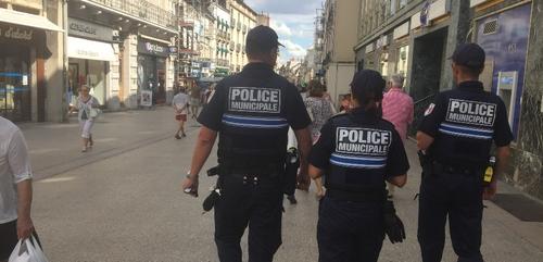 La police vous met en garde