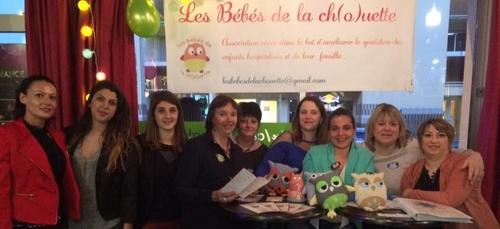 Une soirée a Dijon pour les bébés hospitalisés