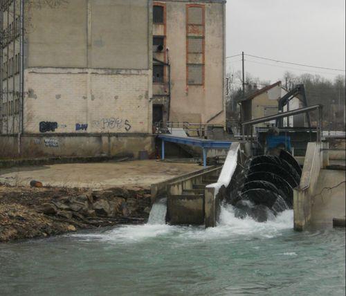 Zoom sur l'hydroélectricité en Cote d'Or