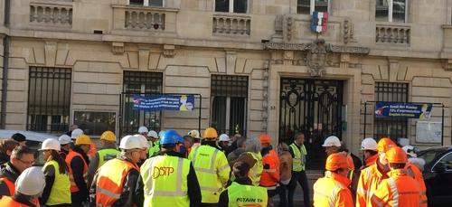 La fédération régionale des travaux publics va organiser des...