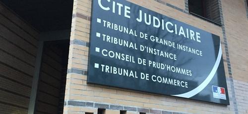 La grève se poursuit à la cité judiciaire