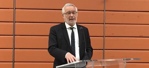 """François Rebsamen nous donne des précisions sur le projet """"On Dijon"""""""
