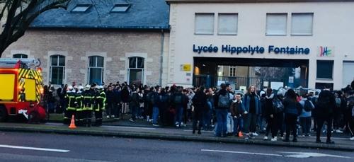Manifestations lycéennes à Dijon : les propositions des lycéens...