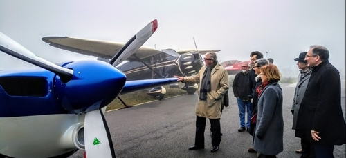 La piste de l'aérodrome de Darois sera rénovée