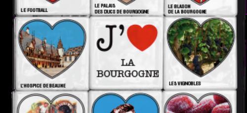 Une série de fèves uniques qui célèbre les coups de cœur de Bourgogne